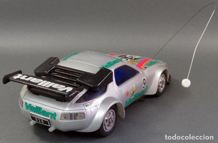 Radio Control: Porsche 928 Radiocontrol Likto Made in Hong Kong años 80 Funciona - Foto 3 - 191683997