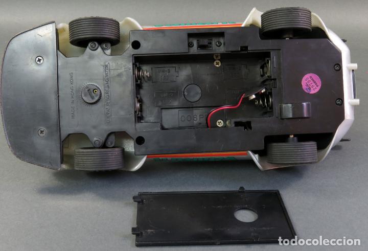Radio Control: Porsche 928 Radiocontrol Likto Made in Hong Kong años 80 Funciona - Foto 4 - 191683997