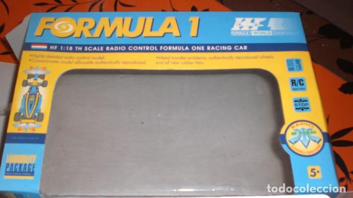 Radio Control: COCHE FORMULA 1 RADIO CONTROL - ESCALA 1/18 - Foto 9 - 150627490