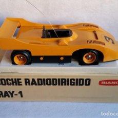 Radio Control: RAY - 1 RADIODIRIGIDO. BIANCHI. SOLO COCHE.. Lote 151037910