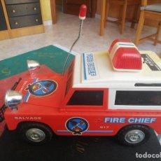 Radio Control: COCHE FIRE CHIEF. Lote 151508642