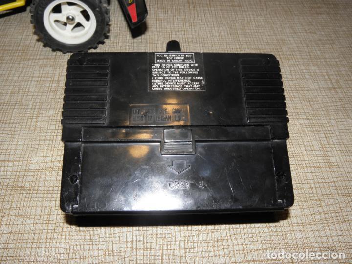 Radio Control: VINTAGE 80s RADIO REMOTE CONTROL ROD SPARK OFF-ROAD BUGGY CAR NEW IN BOX -NO FUNCIONA- TR 832 PRESTO - Foto 15 - 162970400