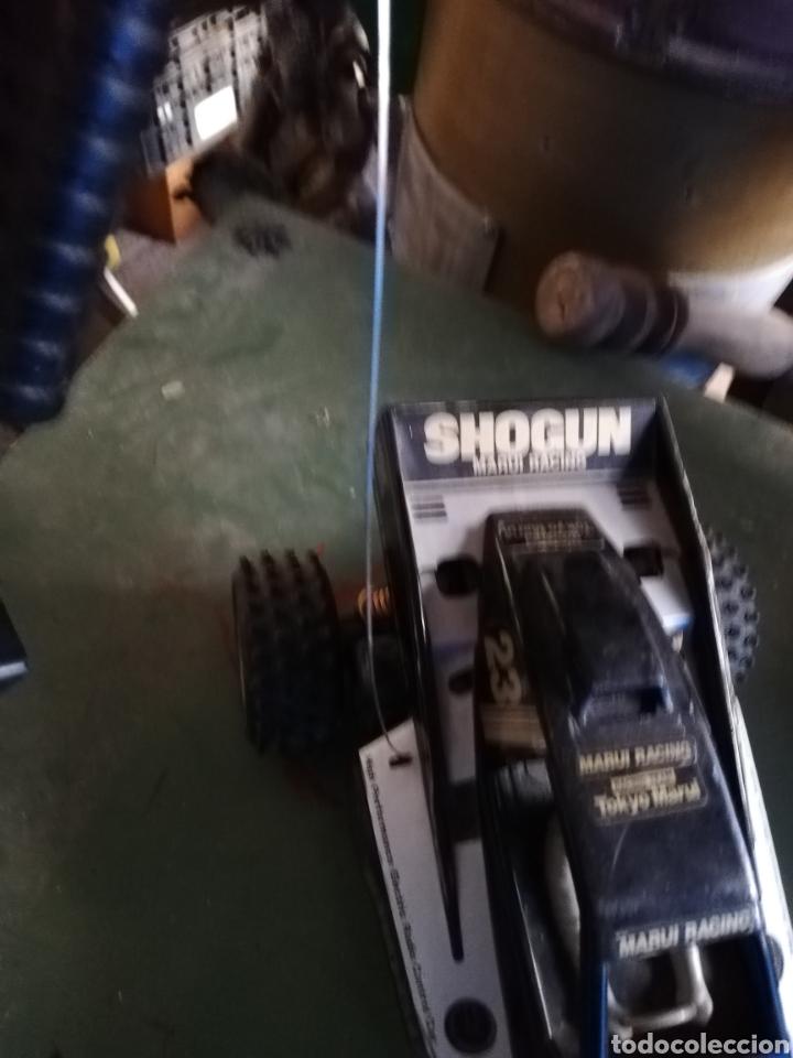 Radio Control: Coche japonés radiocontrol japonés Shogun Marui Racing.. su valor está alrededor de 400 a 500 - Foto 9 - 152832690