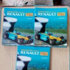 Radio Control - Radiocontrol Formula 1 - Renault - 3 Archivadores Completo - Salvat - 155011746