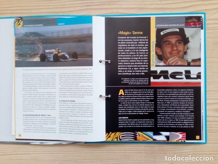 Radio Control: Radiocontrol Formula 1 - Renault - 3 Archivadores Completo - Salvat - Foto 4 - 155011746
