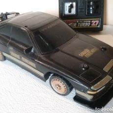 Radio Control: COCHE DE RADIOCONTROL BMW 850I RADCON HIPER TURBO 27. Lote 155299498
