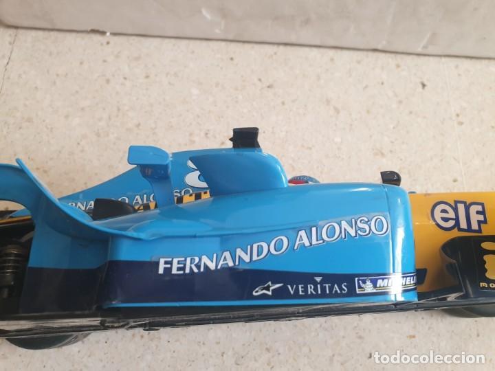Radio Control: FERNANDO ALONSO RENAULT F1 TEAM. NIKKO. ESC 1:10 FUNCIONA - Foto 18 - 156020074