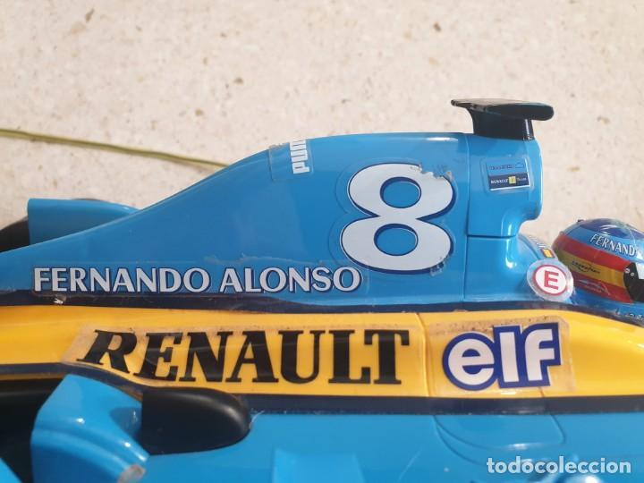 Radio Control: FERNANDO ALONSO RENAULT F1 TEAM. NIKKO. ESC 1:10 FUNCIONA - Foto 19 - 156020074