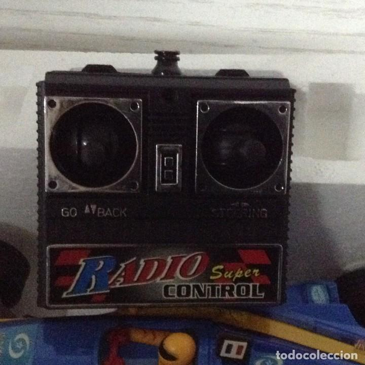 Radio Control: COCHE RADIO CONTROL FORMULA 1.NUEVO. - Foto 5 - 225033693