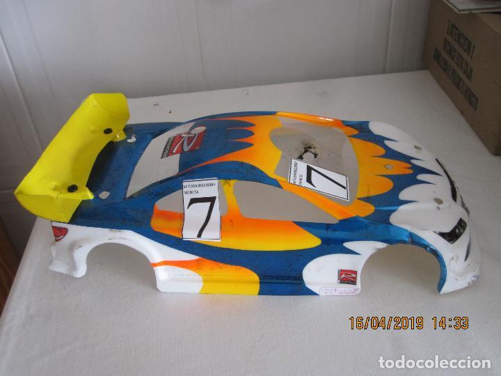 CARROCERIA DE COCHE DE R/C GASOLINA (Juguetes - Modelismo y Radiocontrol - Radiocontrol - Coches y Motos)