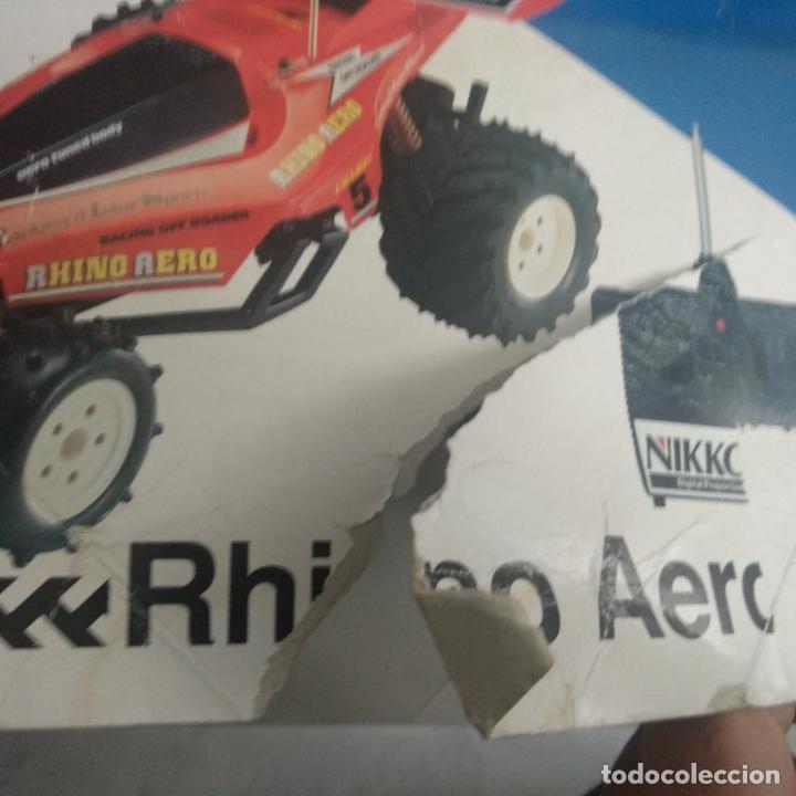 Radio Control: Lote de 4 coches nikko y tonka survivor 2,e-panther,rhino Aero - Foto 27 - 160255742
