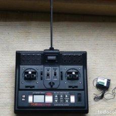 Radio Control: EMISORA ROBBE FUTABA FC16 40 HZ. Lote 160275726