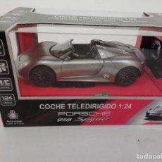 Radio Control - DX JOKA RC Toys Radiocontrol Porsche 918 Spyder 1/24 NUEVO - 161215666
