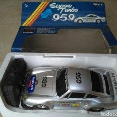 Radio Control: SUPER TURBO 959 PORSCHE RADCON RADIOCONTROL VINTAGE. Lote 161547321