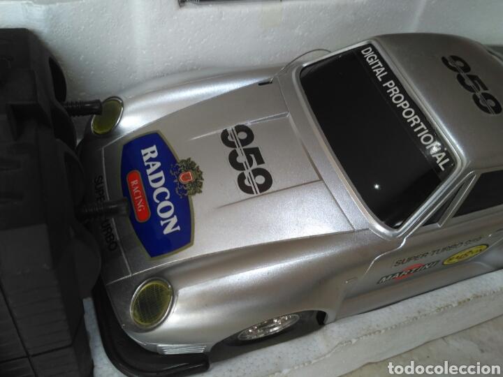Radio Control: Super turbo 959 Porsche Radcon radiocontrol vintage - Foto 3 - 161547321