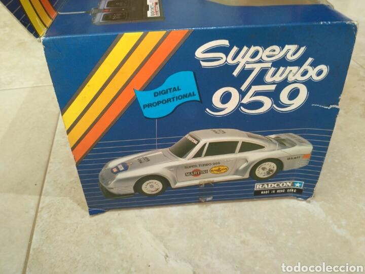 Radio Control: Super turbo 959 Porsche Radcon radiocontrol vintage - Foto 10 - 161547321