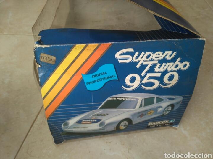 Radio Control: Super turbo 959 Porsche Radcon radiocontrol vintage - Foto 12 - 161547321