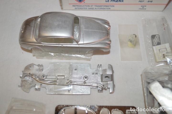 Radio Control: Jaguar MK II. 3,8 L.1960. Ref. 010. Esc. 1/43. Le Phoenix. France. romanjuguetesymas. - Foto 4 - 236124750