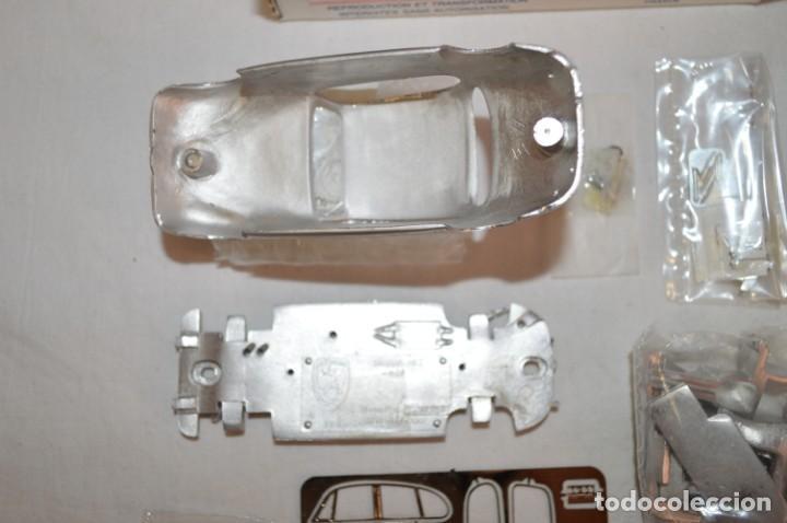 Radio Control: Jaguar MK II. 3,8 L.1960. Ref. 010. Esc. 1/43. Le Phoenix. France. romanjuguetesymas. - Foto 9 - 236124750