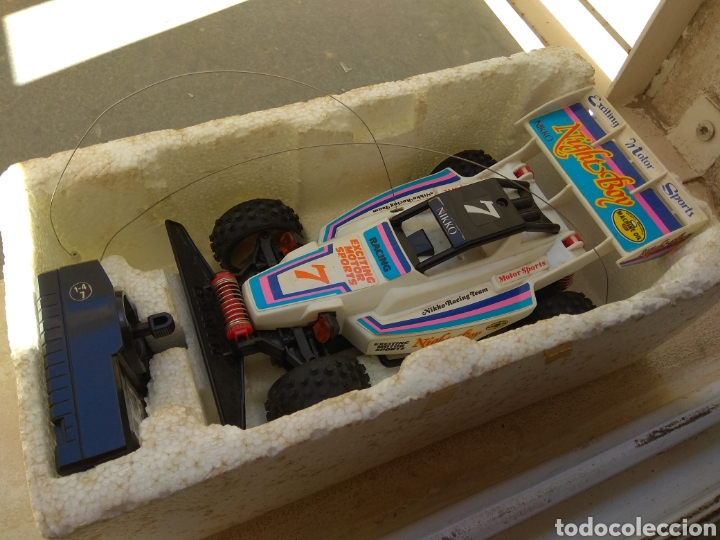 Radio Control: Coche Radiocontrol Nikko Night boy 1984 - Foto 6 - 163128073