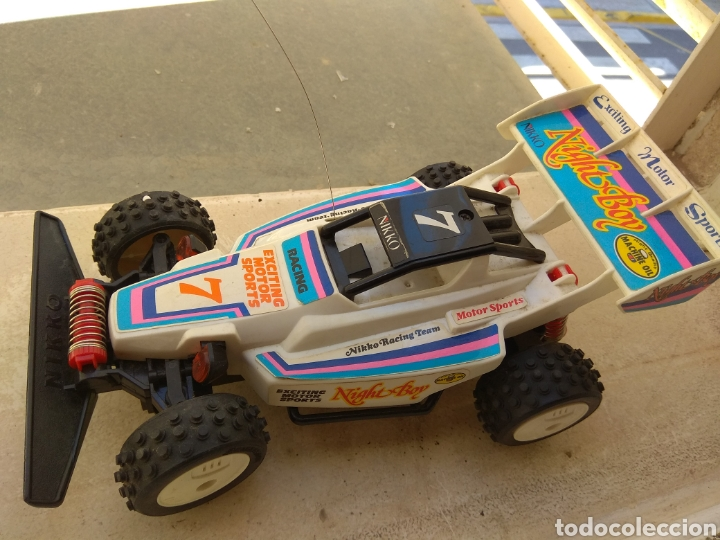 Radio Control: Coche Radiocontrol Nikko Night boy 1984 - Foto 8 - 163128073