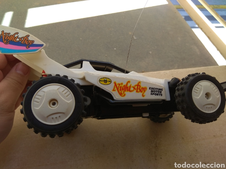 Radio Control: Coche Radiocontrol Nikko Night boy 1984 - Foto 13 - 163128073