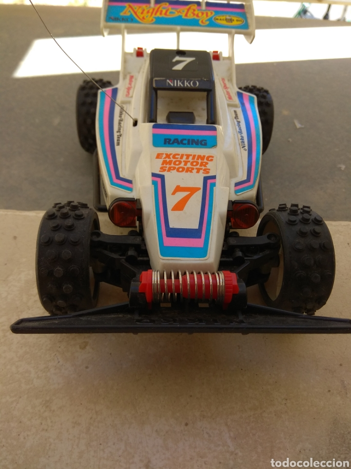 Radio Control: Coche Radiocontrol Nikko Night boy 1984 - Foto 14 - 163128073