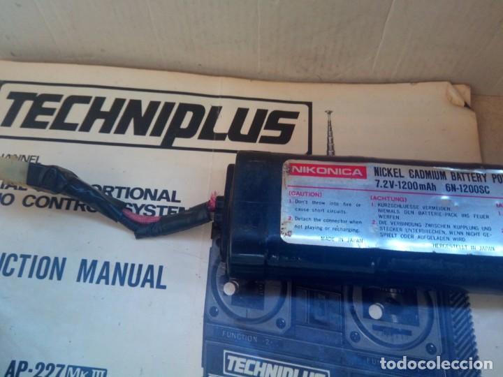Radio Control: COCHE TELEDIRIGIDO RADIO CONTROL RC TAMIYA GRASSHOPPER II 1988 + EMISORA TECHNIPLUS - Foto 10 - 163532794
