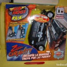 Radio Control: ZERO GRAVITY RADIO CONTROL DE BIZAK,AÑO 2005,CONDUCELO POR EL SUELO Y PARED, GRANDE, NUEVO SIN ABRIR. Lote 163946490