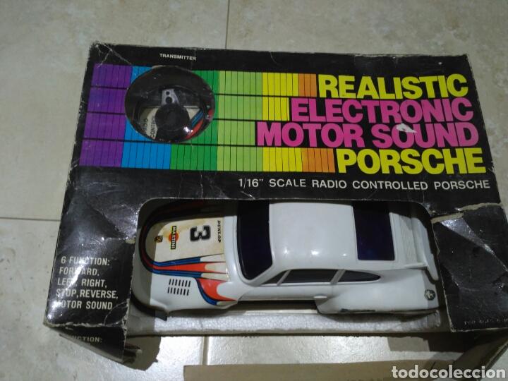 Radio Control: Porsche 935 Geminis Radiocontrol con sonido - Foto 5 - 164746864