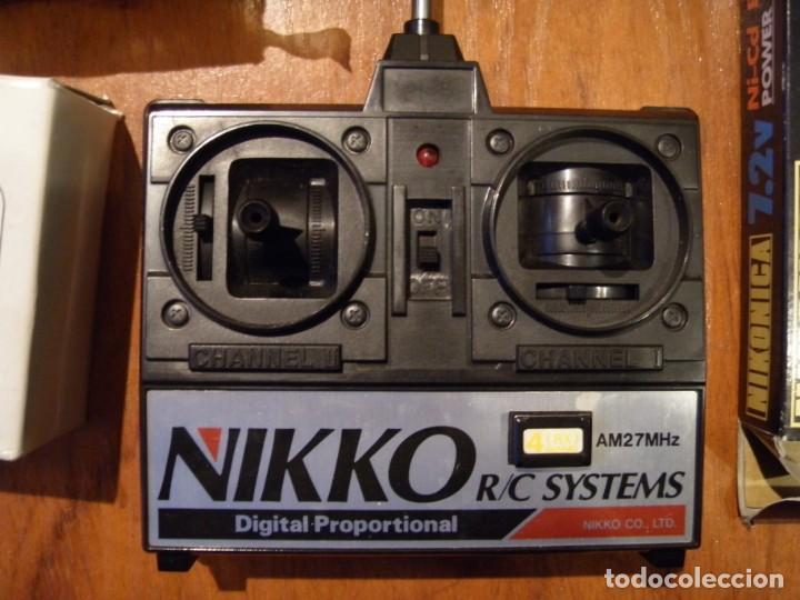 Radio Control: PORSCHE VINTAGE RC NIKKO - Foto 8 - 164862830