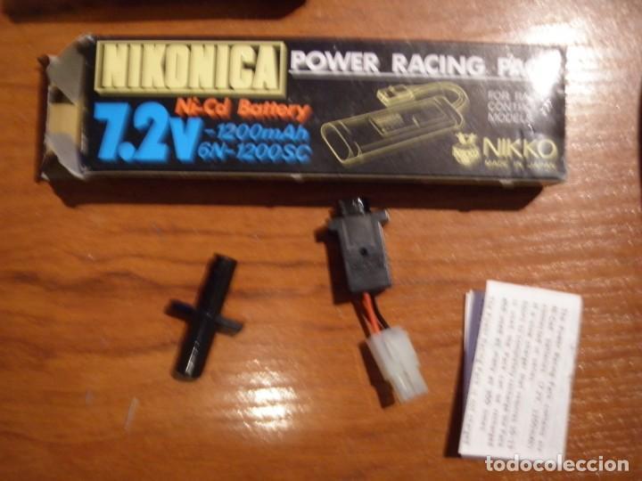 Radio Control: PORSCHE VINTAGE RC NIKKO - Foto 9 - 164862830