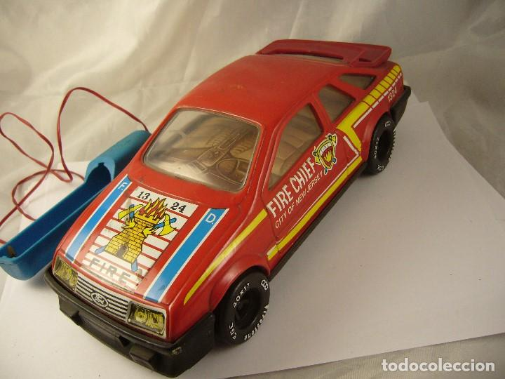 Radio Control: Coche Ford sierra EGE - Foto 11 - 165265990
