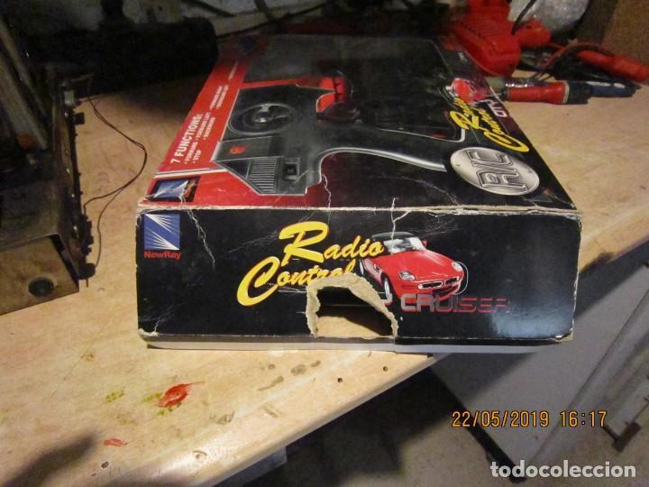 Radio Control: COCHE A RADIO CONTROL FUNCIONANDO,COMPLETO CON CAJA - Foto 3 - 165349822