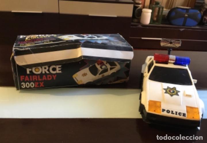 COCHE POLICÍA POLICE FORCE FAIRLADY Z (Juguetes - Modelismo y Radiocontrol - Radiocontrol - Coches y Motos)
