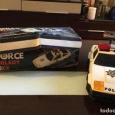 Radio Control: COCHE POLICÍA POLICE FORCE FAIRLADY Z . Lote 166475914