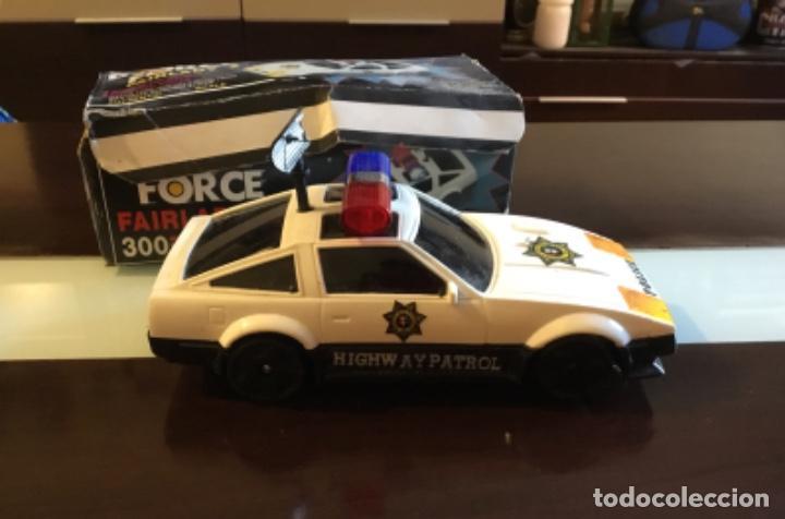 Radio Control: Coche policía Police force fairlady z - Foto 2 - 166475914