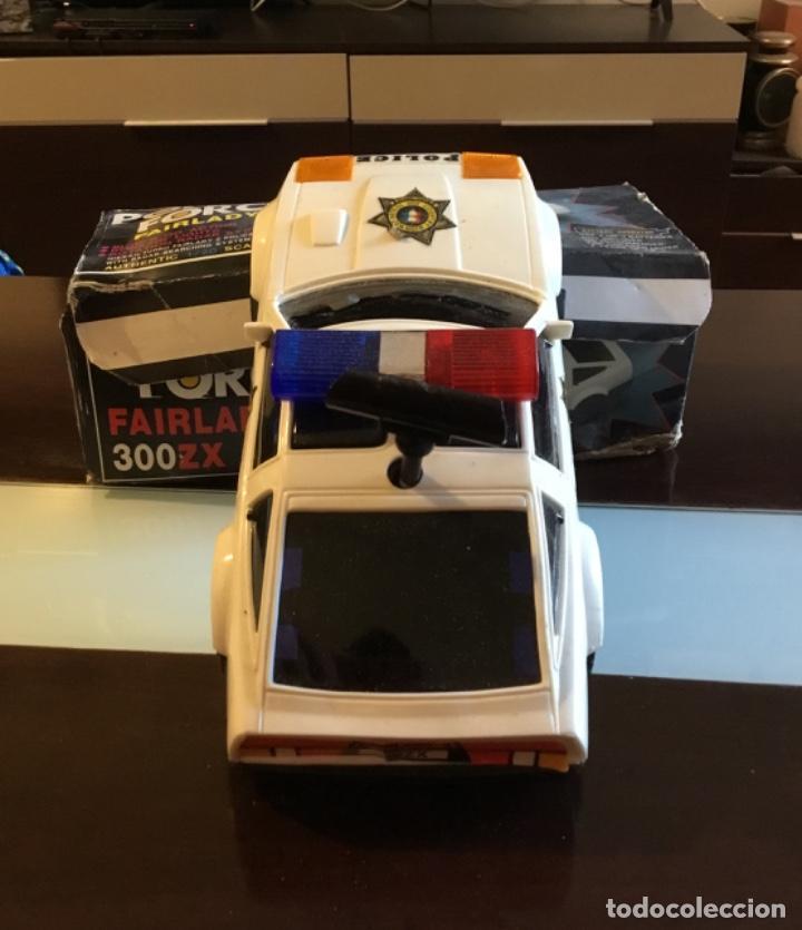 Radio Control: Coche policía Police force fairlady z - Foto 4 - 166475914