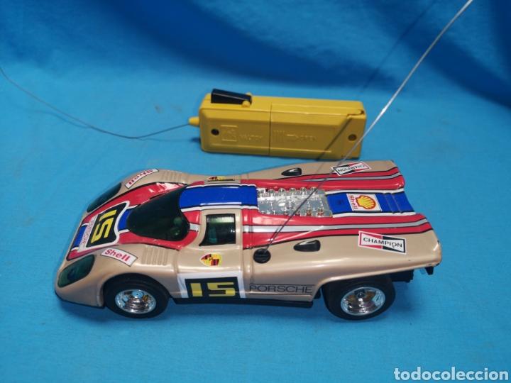 Radio Control: Porsche tele dirigido de valtoy, sociedad Valenciana del juguete s. A. - Foto 2 - 166544526