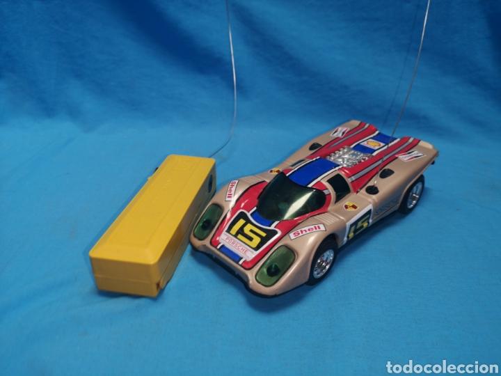 Radio Control: Porsche tele dirigido de valtoy, sociedad Valenciana del juguete s. A. - Foto 3 - 166544526