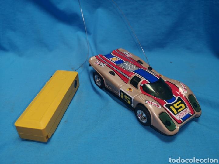 Radio Control: Porsche tele dirigido de valtoy, sociedad Valenciana del juguete s. A. - Foto 4 - 166544526