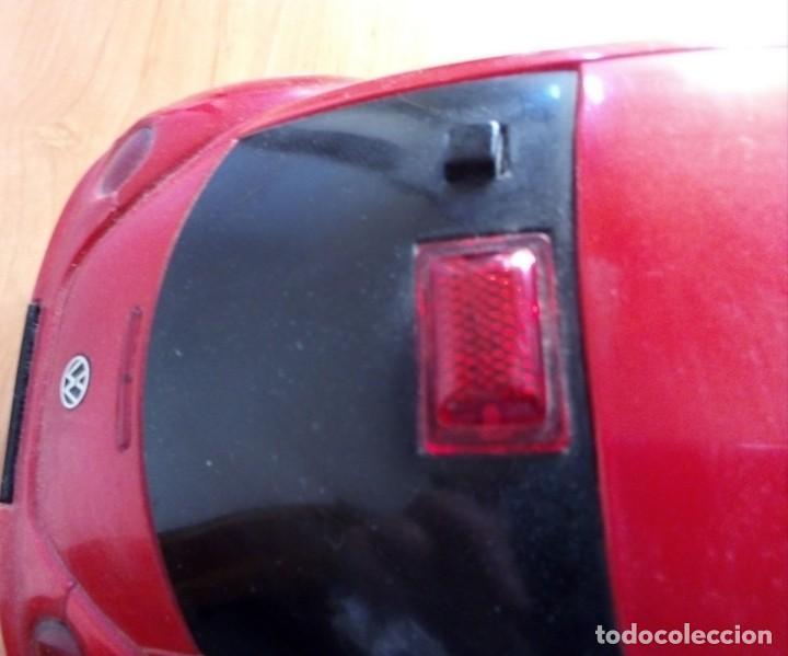 Radio Control: Volkswagen New Beetle. Falta mando - Foto 2 - 166928616