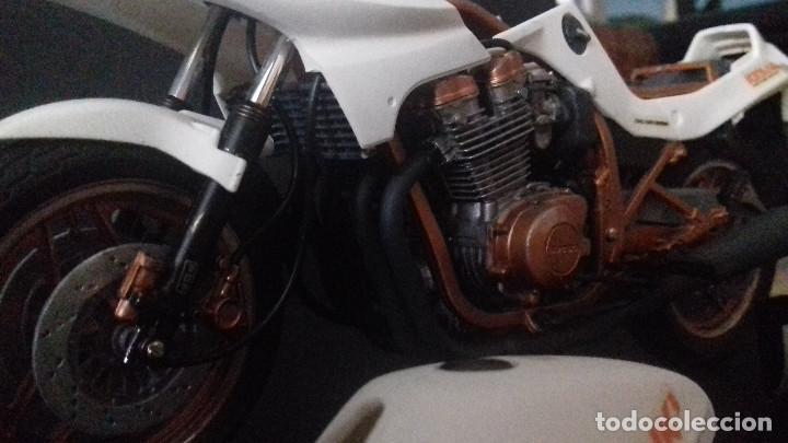 Radio Control: suzuki katana 750 GSX 1/12 montada y pintada. TAMIYA - Foto 3 - 168042352