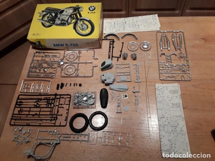 Radio Control: Heller BMW R-75/5 , antigua en caja. - Foto 3 - 168140064