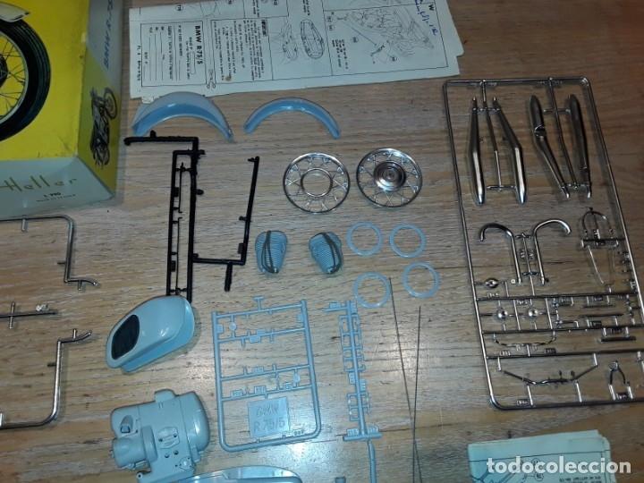 Radio Control: Heller BMW R-75/5 , antigua en caja. - Foto 4 - 168140064