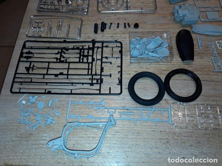 Radio Control: Heller BMW R-75/5 , antigua en caja. - Foto 7 - 168140064