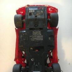 Radio Control: COCHE RC NIKKO RADIOCONTROL - PEUGEOT 206 - SIN MANDO- ROJO / RED COLOR. Lote 169310152