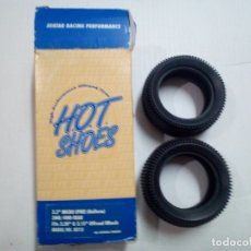 Radio Control: HOT SHOES-2.2¨MICRO SPIKE(UNIFORM)2WD/4WD REAR-FITS 2.20¨& 2.15¨OFF ROAD WHEELS-HONG KONG. Lote 170102004