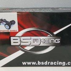 Radio Control: JJ- BSD RACING 1/10 4WD AUTO STARTING BUGGY GASOLINA NUEVO!!! Nº1. Lote 170164992