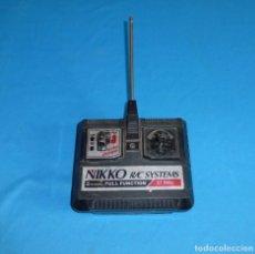 Radio Control: MANDO RADIO CONTROL NIKKO.. Lote 170320844